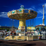Merry go round Royalty Free Stock Photos