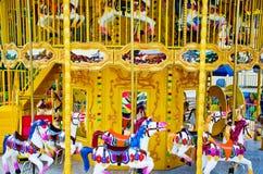 Merry-Go-Round Stock Photography