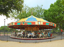 Merry Go Round at the National Mall Royalty Free Stock Images
