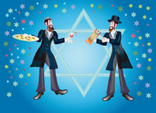 A merry holiday Purim Stock Photo