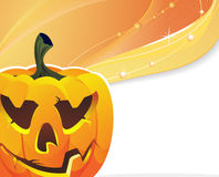 Merry Jack O lantern Stock Images
