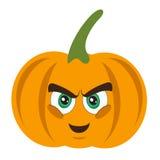 Merry pumpkin Royalty Free Stock Photos