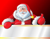 Merry Santa Royalty Free Stock Images