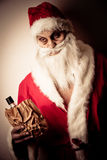 Merry scary christmas Royalty Free Stock Image
