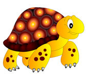 The Merry terrapin Stock Images