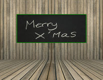 Merry x'mas sign Royalty Free Stock Image
