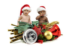 Merry X'mas to you!!! Royalty Free Stock Photo