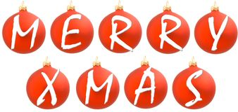 Merry Xmas Royalty Free Stock Images