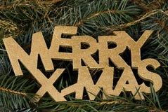 Merry Xmas stock photos