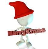 Merry Xmas Royalty Free Stock Image