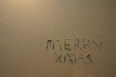 Merry Xmas Royalty Free Stock Photo