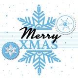 Merry Xmas Royalty Free Stock Photos