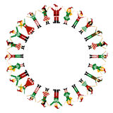 Merry Xmas happy circelebration Royalty Free Stock Photo