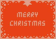 Merrychristmas Photographie stock libre de droits