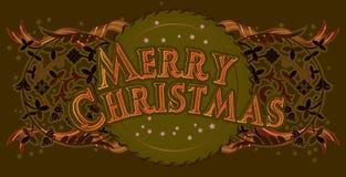 Merrycristmas_3 Stock Image