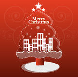 Merryxmas1 Stock Photography