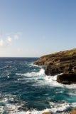 Mers agitées Photos libres de droits