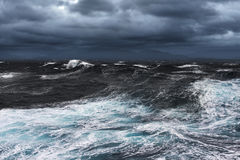 Mers déchaînées photos stock