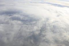 Mers des nuages Photo libre de droits