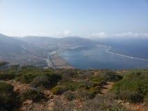 Mers El kebir港口 图库摄影