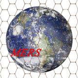 Mers Virus Royalty Free Stock Photography