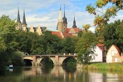 Merseburg Obraz Royalty Free