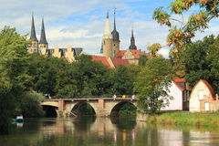Merseburg Royalty Free Stock Image