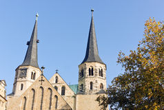 Merseburg Cathedral St. John and St. Laurentius Royalty Free Stock Photography