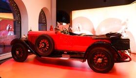 Mersedes retro samochód Obraz Royalty Free