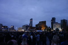 Mersey river festival Stock Photos