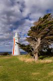 Mersey-Täuschungs-Leuchtturm lizenzfreie stockfotografie