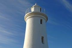Mersey-Täuschungs-Leuchtturm, Tasmanien, Australien lizenzfreie stockfotos