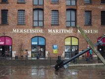 Merseyside Maritime Museum in Liverpool Stock Photography