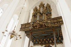 Merten Friese organ Royalty Free Stock Image