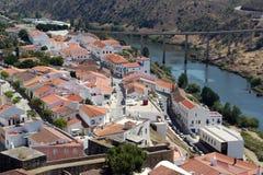 Mertola Alentejo, Portugal Fotografering för Bildbyråer