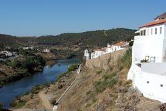 Mertola, Alentejo, Portugal Stock Images