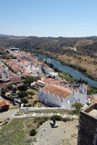 Mertola, Alentejo, Portugal Stock Image