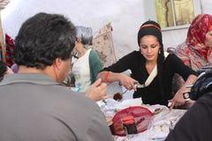 Mertola, PORTUGAL - May 21: Muslim Festival stock images