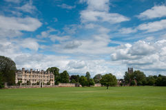 Merton College Stock Image