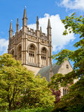 Merton College Chapel tower Stock Photography