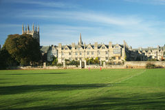 Merton College, Oxford Stock Photography