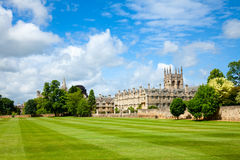 Merton College in Oxford Royalty Free Stock Photography