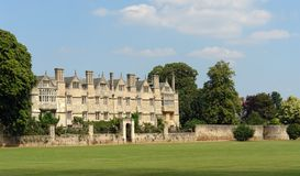 Merton College in Oxford Stock Photography