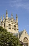 Merton College. Oxford. England Royalty Free Stock Image