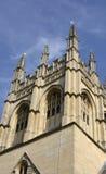 Merton College. Oxford. England Stock Image