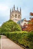Merton College. Oxford, England Stock Photo