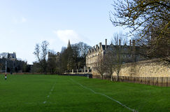 Merton college Oxford Royalty Free Stock Image