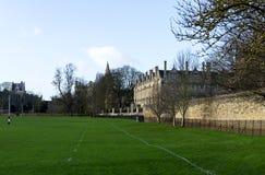 Merton college Oxford Royalty Free Stock Image