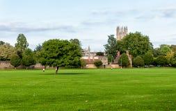 Merton College, Oxford Stock Photography