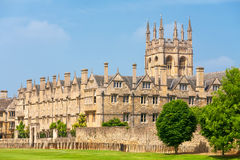 Merton College. Oxford, UK Royalty Free Stock Image